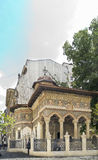 Stavropoleos church in Bucharest Stock Photography
