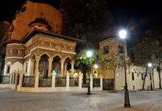 Stavropoleos Monastery Royalty Free Stock Image