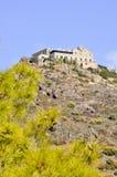 Stavrovouni Monastery Stock Images