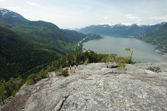 Stawamus Chief peak Stock Photography