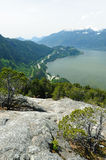 Stawamus Chief peak Royalty Free Stock Image