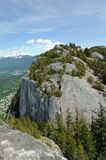 Stawamus Chief peak Royalty Free Stock Photos