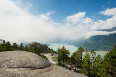 Stawamus Chief, Squamish, Canada Royalty Free Stock Image