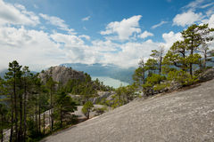 Stawamus Chief, Squamish, Canada Royalty Free Stock Images