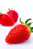Stawberries Royalty Free Stock Images