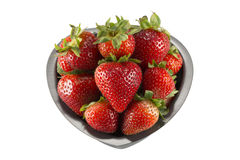 Stawberries Royalty Free Stock Photos