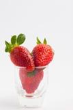 Stawberries stockfotografie