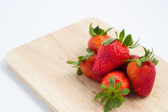 Stawberries Lizenzfreies Stockfoto