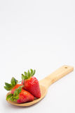 Stawberries lizenzfreies stockbild