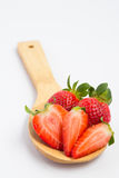 Stawberries Royalty-vrije Stock Foto's