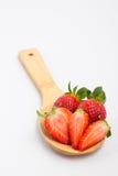 Stawberries Royalty-vrije Stock Afbeelding