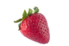 Stawberries fresco Imagen de archivo libre de regalías