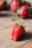 Stawberry Royaltyfria Bilder