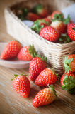Stawberry Royaltyfria Foton