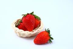 Stawberrys Stock Foto's