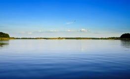 stawy milickie rezerwat Fotografia Royalty Free