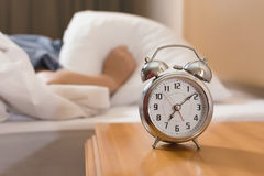 Stay in bed Stock Photos