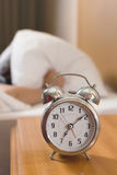 Stay in bed Royalty Free Stock Images