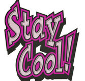Stay cool Royalty Free Stock Photography