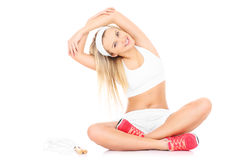 Stay fit! Royalty Free Stock Photos
