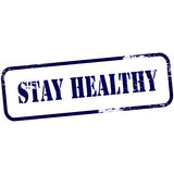 Stay healthy Royalty Free Stock Image