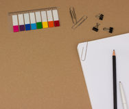 Stay organized concept Royalty Free Stock Photography
