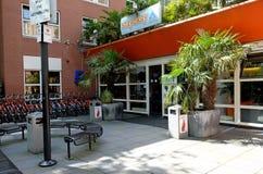 Stayokay旅舍阿姆斯特丹Vondelpark 库存照片