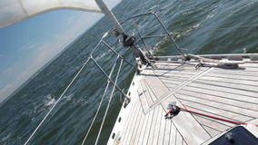 Staysail almacen de video