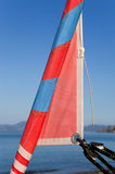 Staysail Stock Photography