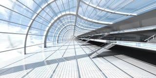 Stazione aerea Fotografia Stock