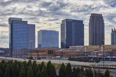 Stazione atlantica, Atlanta, Georgia Fotografia Stock Libera da Diritti