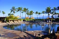 Stazione balneare del Maui Fotografia Stock Libera da Diritti