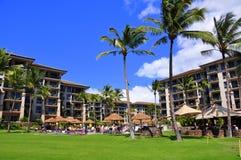 Stazione balneare del Maui Immagine Stock Libera da Diritti
