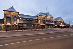 Stazione centrale di Gothenburg Fotografia Stock Libera da Diritti