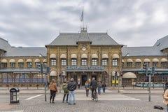 Stazione centrale di Gothenburg Fotografia Stock
