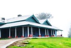 stazione del resthouse della collina Immagine Stock Libera da Diritti