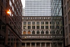 Stazione del sindacato - Chicago fotografia stock