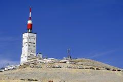 Stazione del supporto Ventoux Fotografia Stock Libera da Diritti