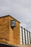 Stazione dell'orologio Immagine Stock Libera da Diritti