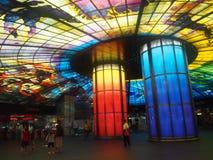 Stazione della metropolitana di Formosa Immagini Stock Libere da Diritti