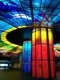 Stazione della metropolitana di Formosa a Kaohsiung Fotografia Stock