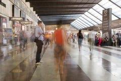 Stazione della novella della Santa Maria Immagine Stock