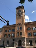 Stazione della st di Milwaukee Fotografia Stock Libera da Diritti