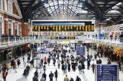 Stazione della via di Liverpool Fotografia Stock