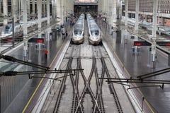 Stazione di Atocha Fotografia Stock Libera da Diritti