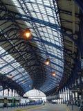Stazione di Brighton Fotografia Stock Libera da Diritti