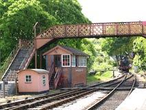Stazione di Buckfastleigh Immagine Stock Libera da Diritti