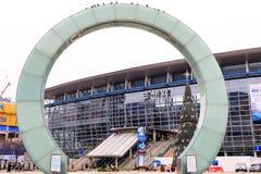 Stazione di Busan Fotografia Stock Libera da Diritti