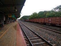 Stazione di Gokak Immagini Stock