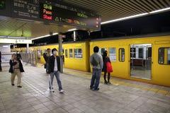 Stazione di Himeji, Giappone Immagini Stock
